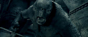 Cave troll 1