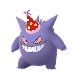 Gengar Party Go