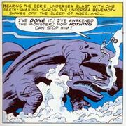 Giganto (Atlantean beast) (Earth-616)