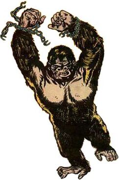 Gorilla Boss of Gotham