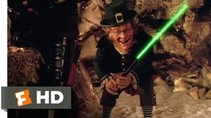 Leprechaun 4 In Space (1 9) Movie CLIP - The Leprechaun's Treasures (1997) HD