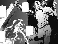 Manga 3 Giant Armor