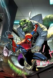 Marvel's Spider-Man Lizard
