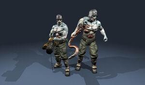 Monster commandos