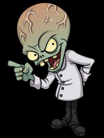 Dr Zomboss Villains Wiki Fandom