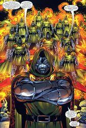 The Doom-Bots