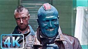 Yondu vs Broker 'Ronan & The Collector' Scene Guardians of the Galaxy (2014) Movie CLIP 4K