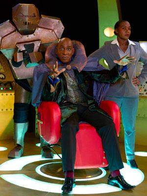 Dr. Muhahaha