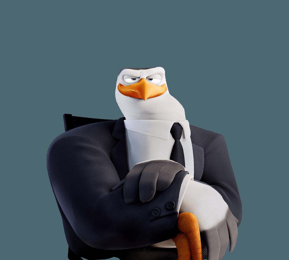 Hunter Storks Villains Wiki Fandom