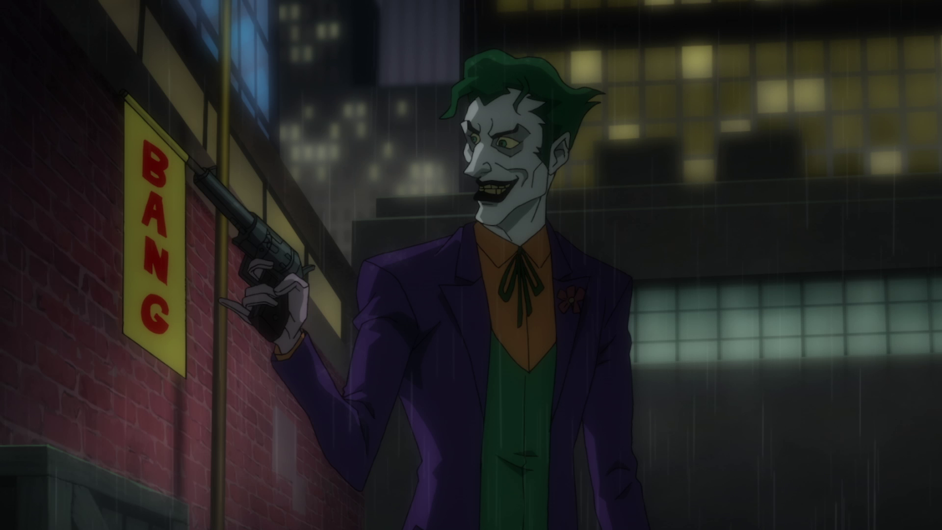 Joker Dc Animated Film Universe Villains Wiki Fandom