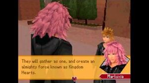 KH 358 2 Days Playthrough 004, Day 9 M02 Collecting Hearts from Heartless