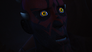 Maul last words