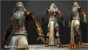 Model of Zeus