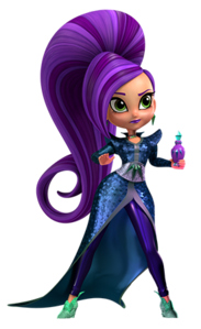 Shimmer and Shine Zeta the Sorceress