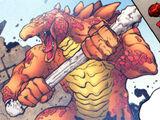 Stegron (Marvel Comics)