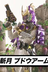 Zangetsu Grapes Arms