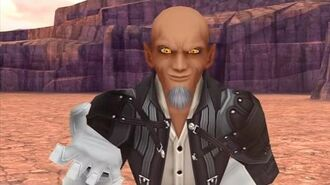 All Master Xehanort Scenes (Kingdom Hearts- Master Xehanort scenes in Birth By Sleep