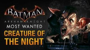 Batman Arkham Knight - Creature of the Night (Man-Bat)