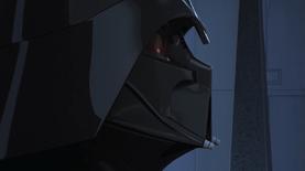 Darth Vader accepts