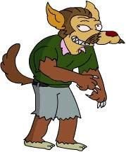 Flanders werewolf