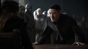 Game of Thrones - Littlefinger's demise