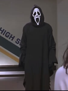Ghostface Scary Movie