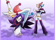 Joker (Glitter Force Picture)