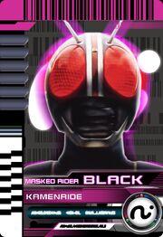 Kamen Ride Black