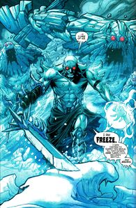 Mister Freeze Prime Earth 0002