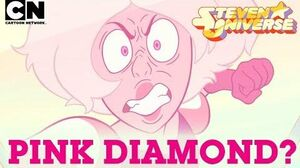 Steven Universe PINK DIAMOND? Cartoon Network