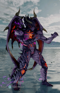 Tekken 7 devil kazuya by rune 7-dbbv2an