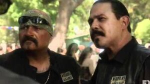 The Mayans from Son of Anarchy