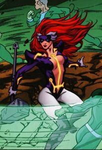 Titania from Avengers Academy 16