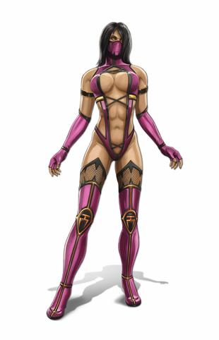 mileena villains wiki fandom powered by wikia