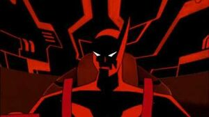 Batman Beyond Payback escapes