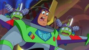 Buzz Lightyear of Star Command episode The adventure begins