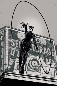Catwoman Vol 5 4 Textless