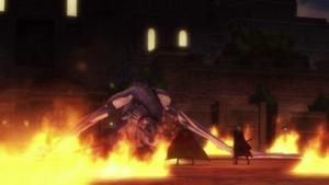Edelgard ending