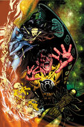 Sinestro Vol 1 3 Textless