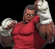 Balrog's Street Fighter V 05