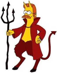 Devilish Flanders