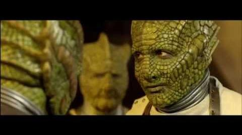 Doctor Who Monster Files - The Silurians