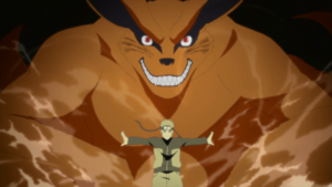 Kurama teams up
