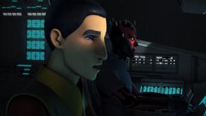 Maul Ezra piloting