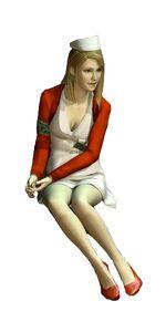 Nurse Lisa Garland