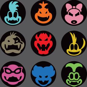 PN Koopa Emblems
