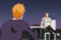 486px-Ichigo talks with Ginjo