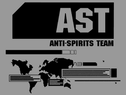 Anti Spirits Teams Logo