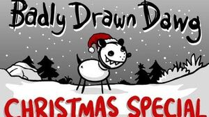 Badly Drawn Dawg Christmas Special