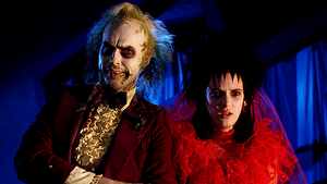 Beetlejuice Lydia wedding